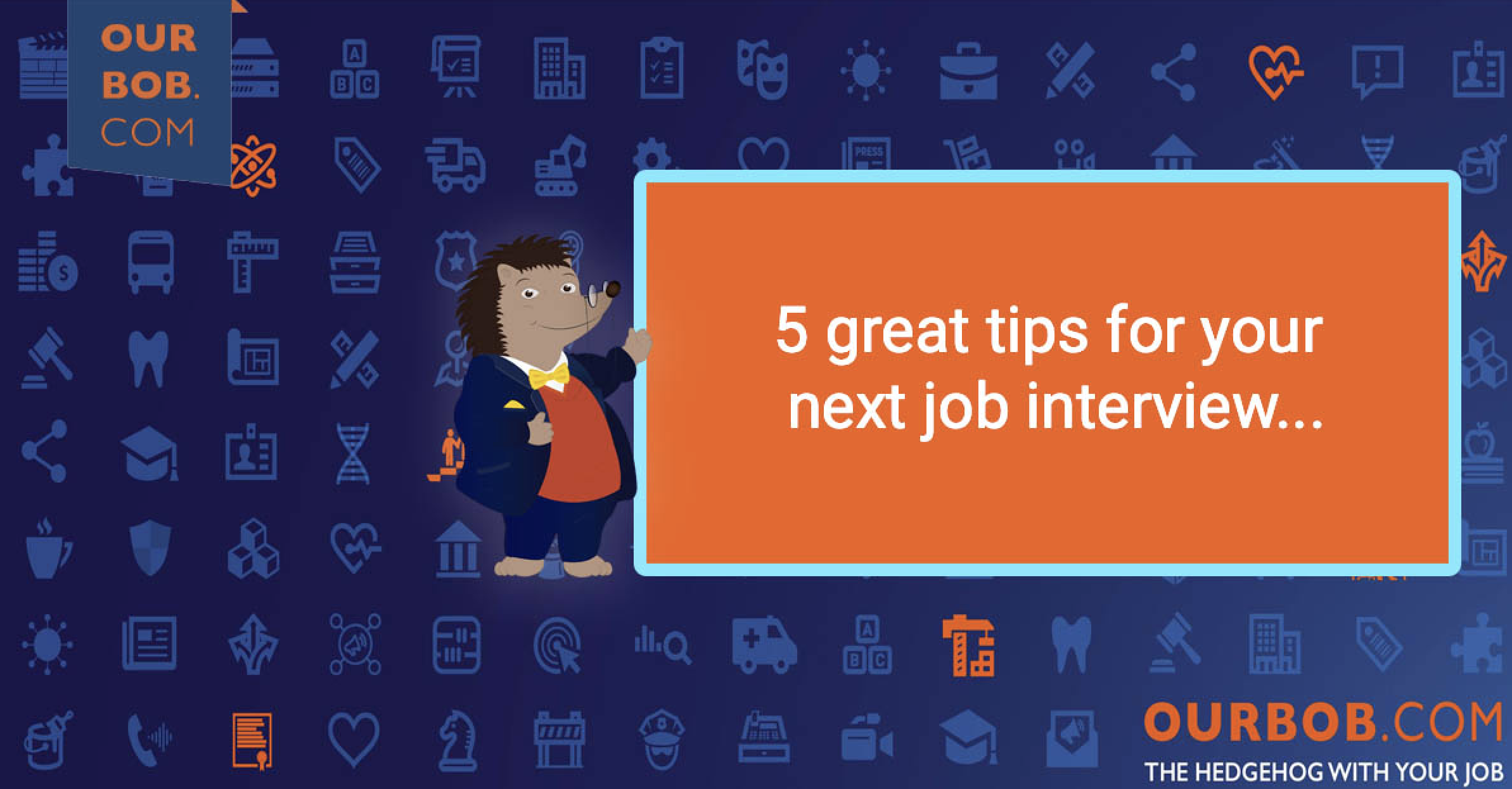 5 Great Interview Tips